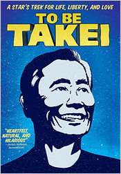 To Be Takei (DVD)