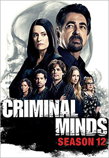 Criminal Minds: Season 12 (DVD)