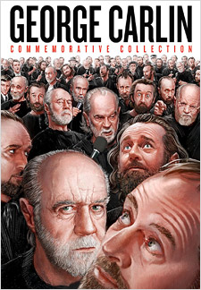 The George Carlin Commemorative Collection (DVD)