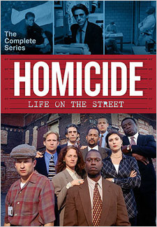 Homicide: Life on the Street - The Complete Series (DVD)