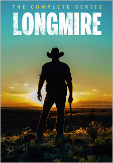 Longmire: The Complete Series (DVD)