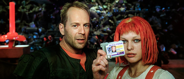 The Fifth Element (4K Ultra HD)