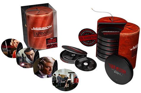 Mission: Impossible - The Complete Television Collection (DVD)