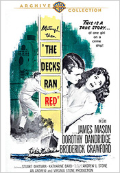 The Decks Ran Red (MOD DVD-R)