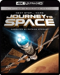 Shout!'s Journey Into Space 4K UHD