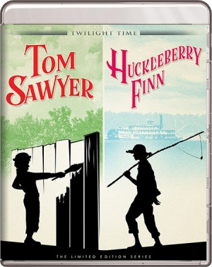 Tom Sawyer/Huckleberry Finn (Blu-ray Disc)
