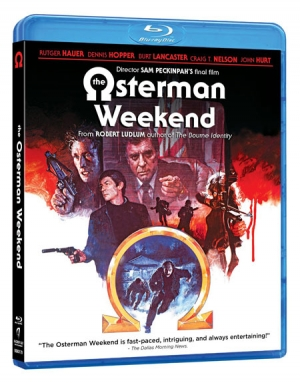 The Osterman Weekend on Blu-ray