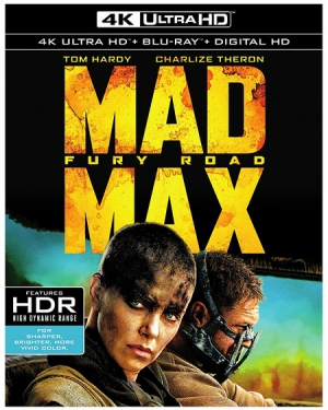Mad Max: Fury Road Ultra HD Blu-ray