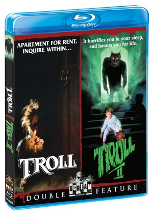 Scream's Troll/Troll 2 Blu-ray