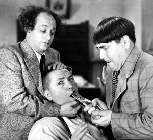 Three Stooges on Blu-ray