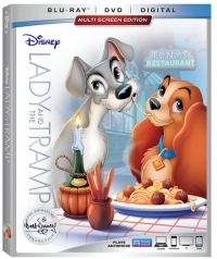 Lady and the Tramp: Walt Disney Signature Edition (Blu-ray Disc)
