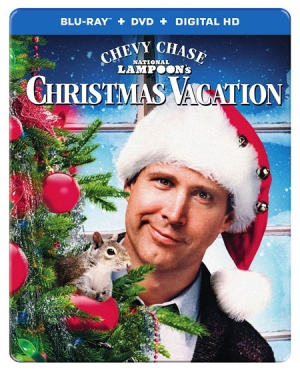 National Lampoon's Christmas Vacation: 25th Anniversary Steelbook