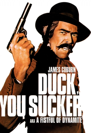 Duck, You Sucker coming to BD!
