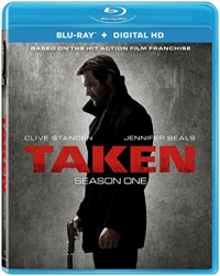 Taken: Season One (Blu-ray Disc)