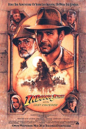 Indiana Jones and the Last Crusade
