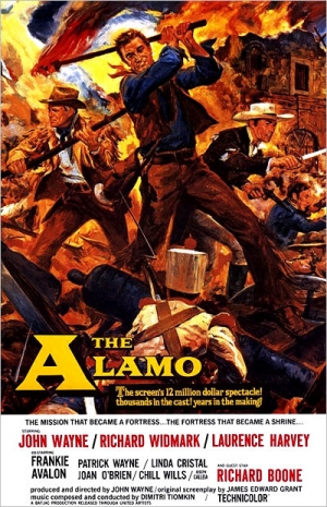 John Wayne's The Alamo