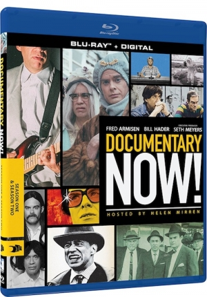 Documentary Now! (Blu-ray Disc)