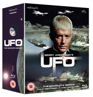 UFO: The Complete Series (Region B Blu-ray Disc)