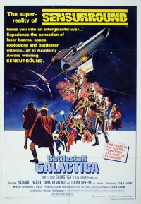 Battlestar Galactica & Earthquake in Sensurround!