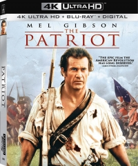 The Patriot (4K Ultra HD Blu-ray)