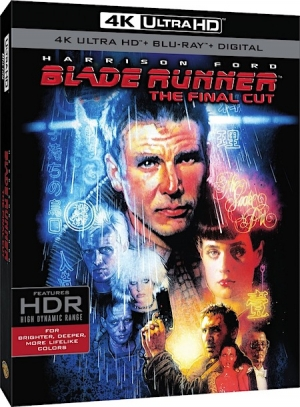 Blade Runner: The Final Cut (4K Ultra HD)