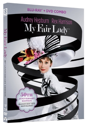 My Fair Lady: 50th Anniversary Edition (Blu-ray Disc)