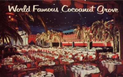 World Famous Coconut Grove