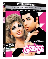 Grease: 40th Anniversary Edition (4K Ultra HD)