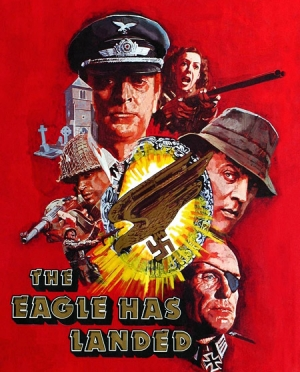 The Eagle Lands on Blu-ray