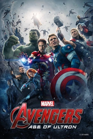 Avengers: Age of Ultron Blu-ray pre-orders