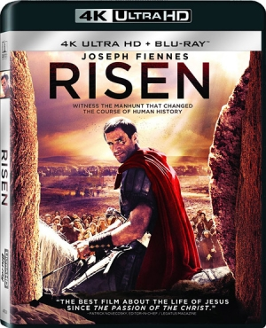 Sony's Risen in 4K Ultra HD