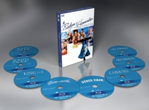 Rogers & Hammerstein Collection Blu-ray!