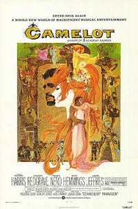 Camelot one sheet