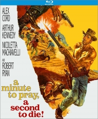 A Minute to Pray, a Second to Die (Blu-ray Disc)