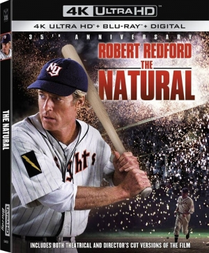 The Natural: 35th Anniversary Edition (4K Ultra HD)