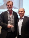 Christopher Nolan wins DEG Vanguard Award
