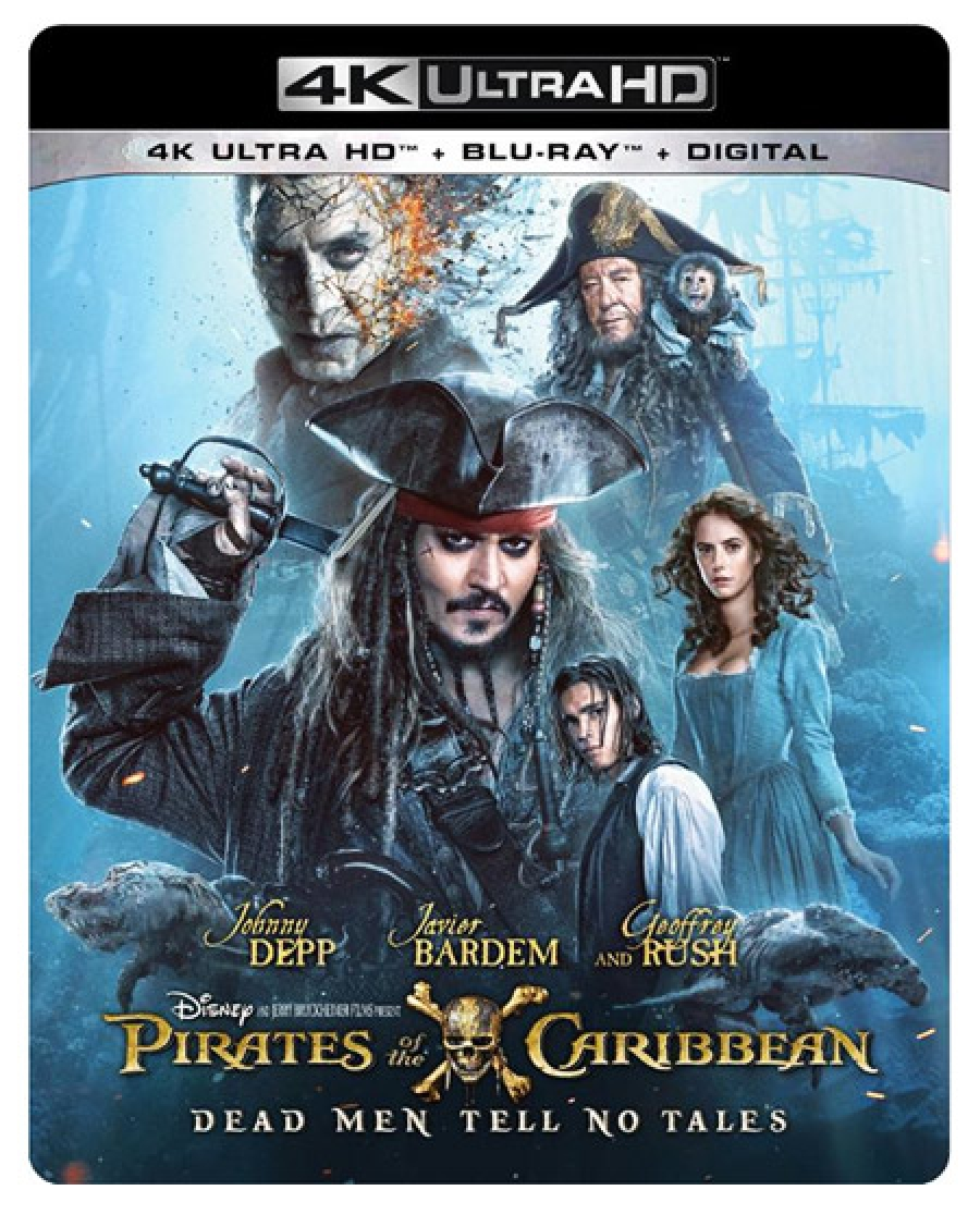 disney announces pirates 5 for bd 4k indicator to release another