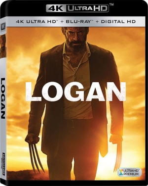 Logan (4K Ultra HD Blu-ray)