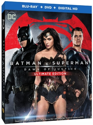 Batman V Superman Ultimate Edition