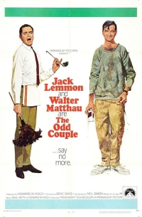 The Odd Couple (one sheet)