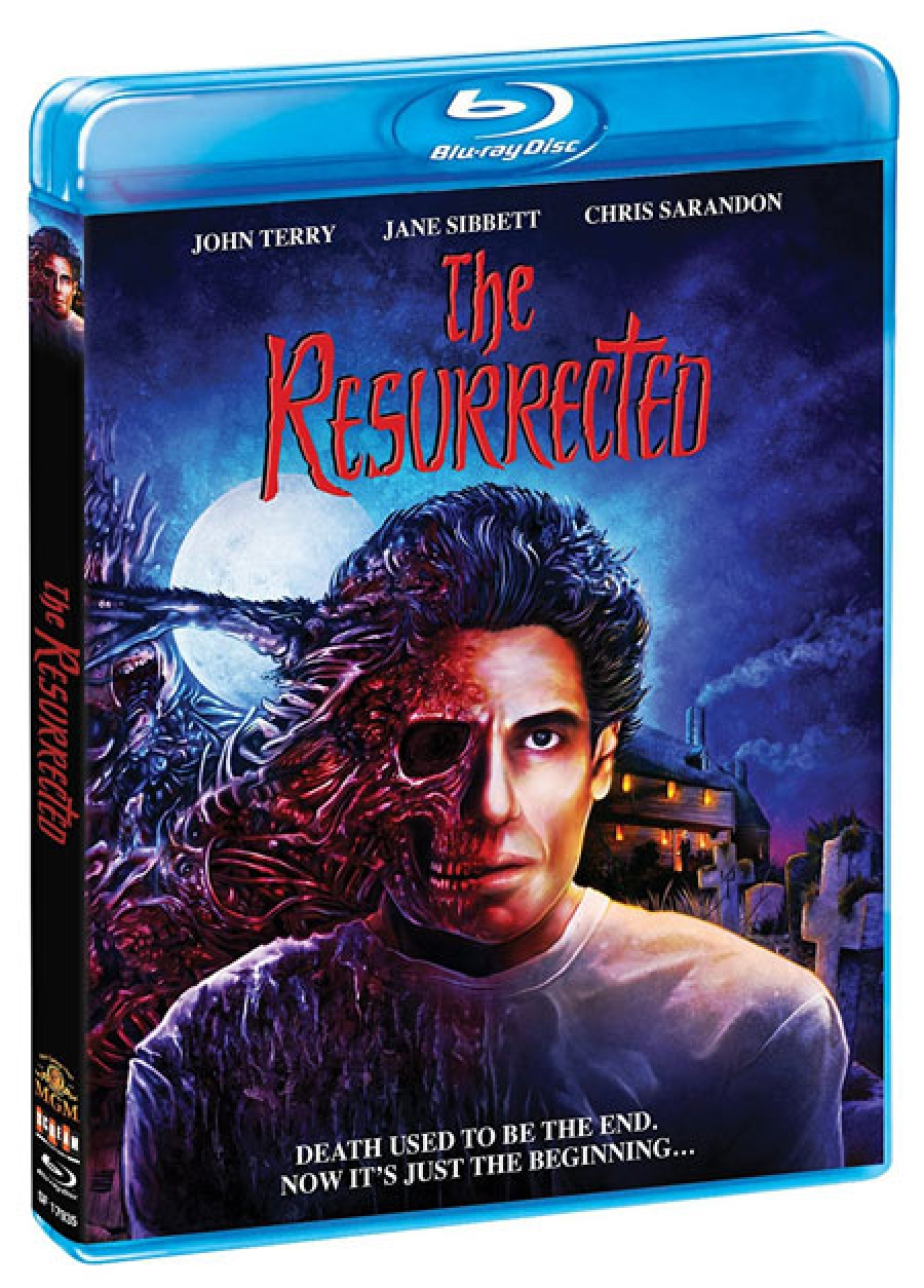 Scream reveals The Resurrected details, new Amazon-exclusive