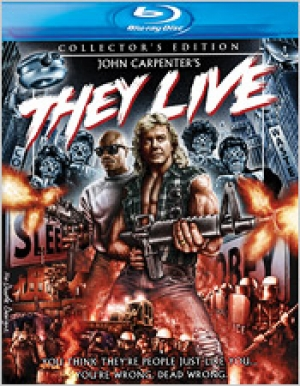 They Live Blu-ray