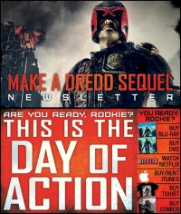 Day of Dredd