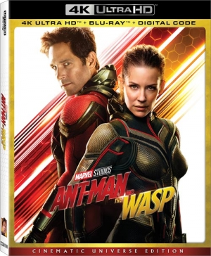 Ant-Man and the Wasp (4K Ultra HD)