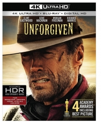 Unforgiven (4K Ultra HD Blu-ray)