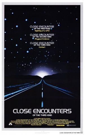 Close Encounters of the Third Kind one sheet
