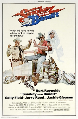 Smokey and the Bandit one sheet