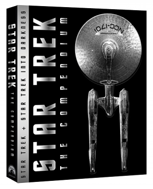 Star Trek: The Compendium on Blu-ray