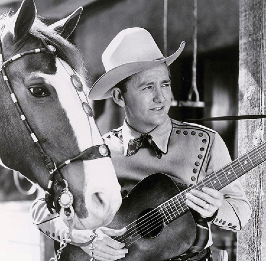 Jimmy Wakely A Singing Cowboy Lash Larue Other Matters
