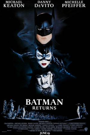 Batman Returns one sheet